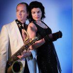 Sue Moreno and Mr Mills / Photography Marco C. Buschman